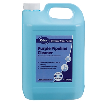Picture of Odex Purple Pipeline Cleaner 5 Litre
