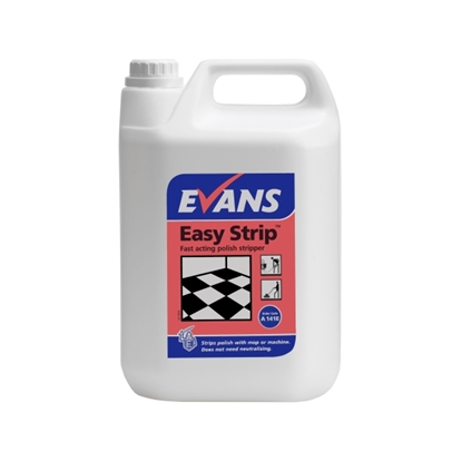Picture of A141EEV EVANS EASY STRIP™ FAST ACTING FLOOR POLISH 5 LITRE