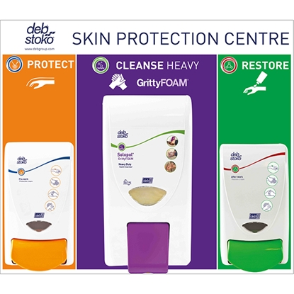 Picture of Deb Stoko Skin Safety Centre (Gritty Foam)