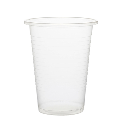 Picture of 6.5oz CLEAR PLA NON VENDING WATER CUP ( C/S 2000)