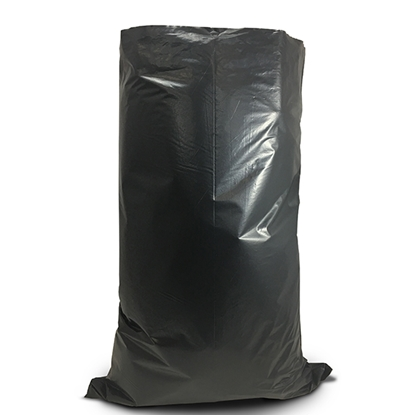 Picture of HEAVY DUTY BLACK RUBBLE SACK- CASE OF 100