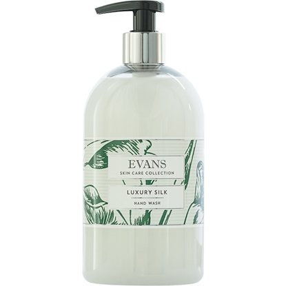 Picture of A194FEV Evans Luxury Silk Enriched Hand, Hair and Body Wash 500ml