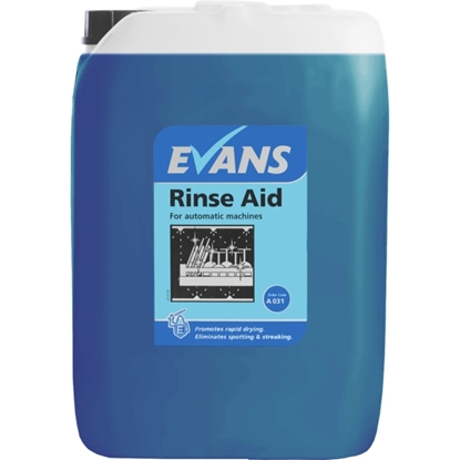 Picture of EVANS  RINSE AID 10LTR