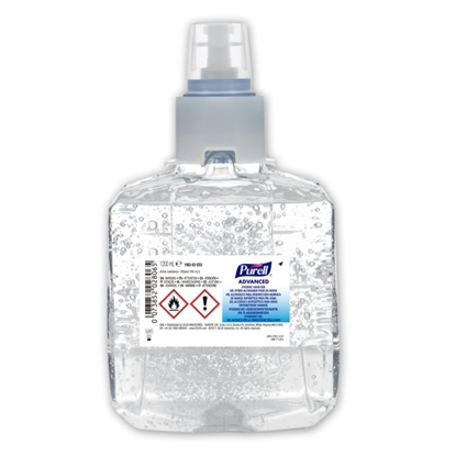 Picture of 1903-02 PURELL LTX HYGENIC ADVANCE HAND RUB 1200ML