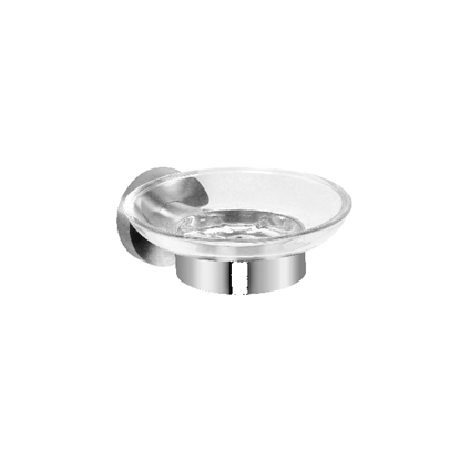 Picture of BC724 DOLPHIN ELEMENTSS/STEEL SOAP DISH