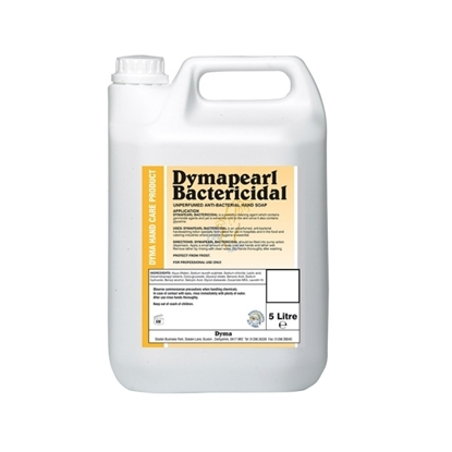 Picture of C116-DYMA DYMAPEARL ANTIBAC HAND SOAP 5LTR