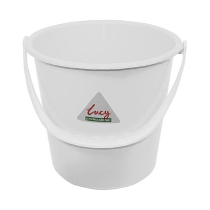 Picture of Plastic Bucket 10 Litre - White