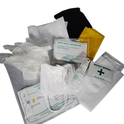 Picture of EMERGENCY BIO HAZARD CLEAN-UP KIT