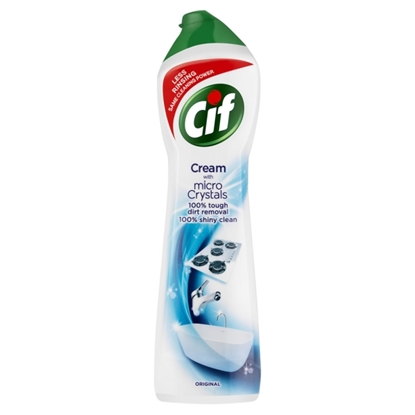 Picture of Cif Cream Cleaner for Hard Surfaces 500ml