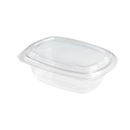 Picture of 500cc Hinged Lid Fresco Salad Container