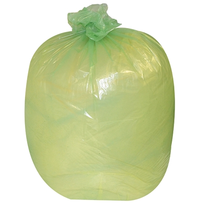 Picture of EXTRA HEAVY DUTY GREEN REFUSE SACK 20KG- CASE OF 100