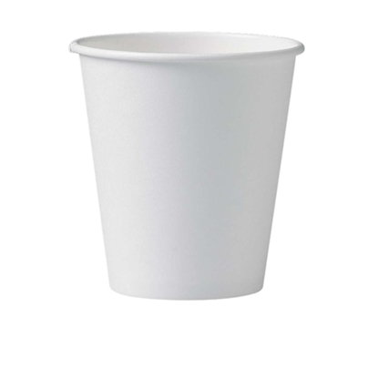 Picture of 4oz Solo White Cold Paper Cup- Suitable for ice cream