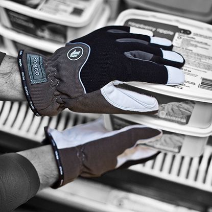 Picture of FREEZEMASTER® II LEATHER INSULATED GLOVE SIZE 9- SOLD PER PAIR