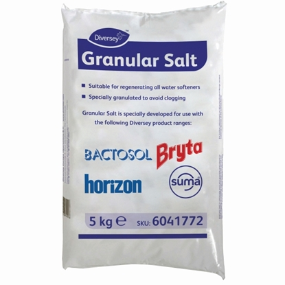 Picture of 6041772 Diversey Granular Salt 5kg