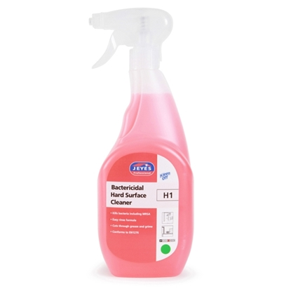Picture of Jeyes Professional H1 Bactericidal Hard Surface Cleaner 750ml