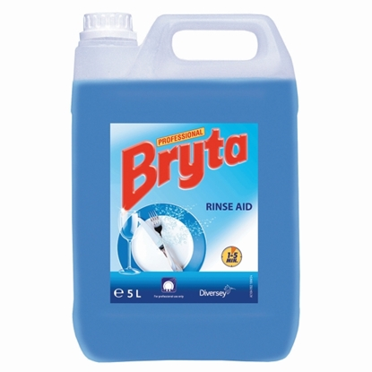 Picture of 6069274 BRYTA  MACHINE RINSE AID 5LTR