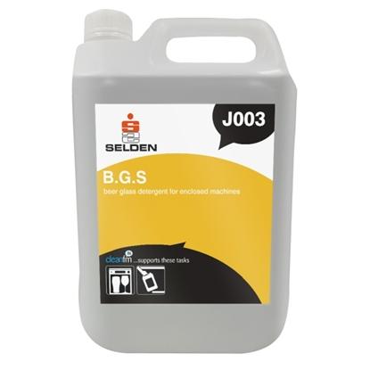 Picture of J003 Selden Selchem BGS (Beer Glass Detergent 5 Litre