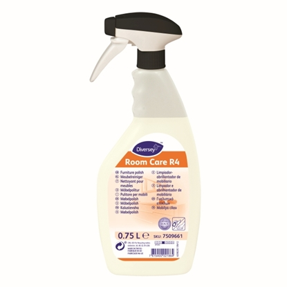 Picture of 7509661 Diversey Room Care R4 Furniture Polish 750ml
