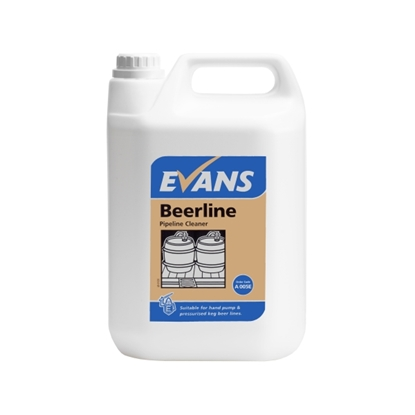 Picture of Evans Beerline Cleaner 5 Litre
