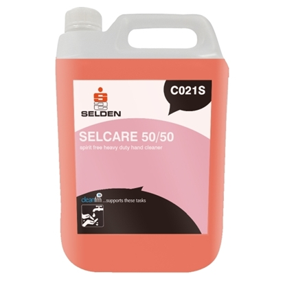 Picture of C021S SELCARE 50/50 HAND SOAP 5 LTR