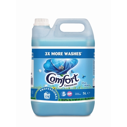 Picture of 7508522 Comfort Blue Skies Concentrate 5 Litre- 178 Washes