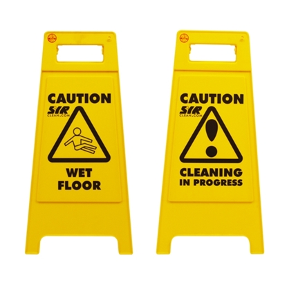 Picture of 60CM CLEANING IN PROGRESS/CAUTION WET FLOOR SIGN