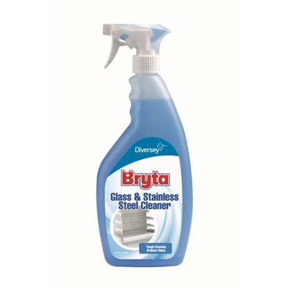 Picture of BRYTA GLASS/STAINLESS STEEL CLEANER 750ML