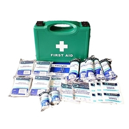 Picture of HSE 1-10 Person First Aid Kit REFIL