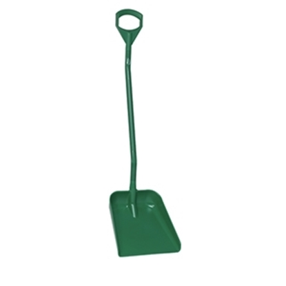 Picture of 56012 Vikan Ergonomic Shovel 1310mm- Green