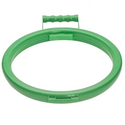 Picture of HILLBRUSH BAG HOOP 355MM GREEN- SOLD EACH