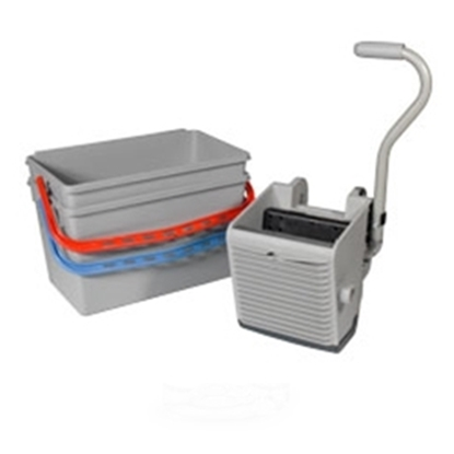 Picture of 906221 Numatic SGA7 Allmops Trolley Mopping Kit