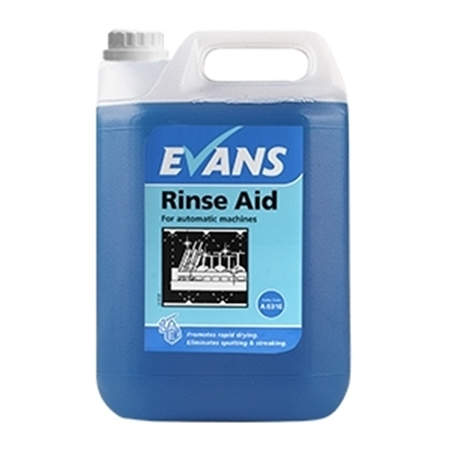 Picture of EVANS  RINSE AID 5LTR