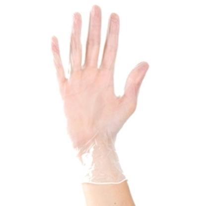 Picture of Aurelia Delight Lite PF Powder Free Vinyl Gloves- Size: Medium