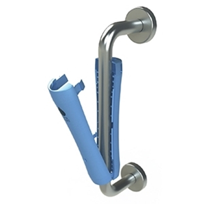 Picture of P-HOLD ICE BLUE (ANTIBACTERIAL DOOR HANDLE COVER)