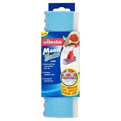 Picture of 139963 VILEDA MAGIC MOP 3 ACTION REFILL