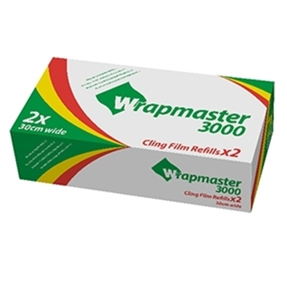 Picture of 31C52 Wrapmaster 3000 Cling Film Refill 30cmx500m
