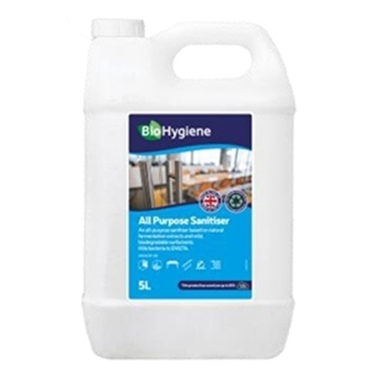 Picture of BioHygiene Fragranced All Purpose Surface Sanitiser- Case