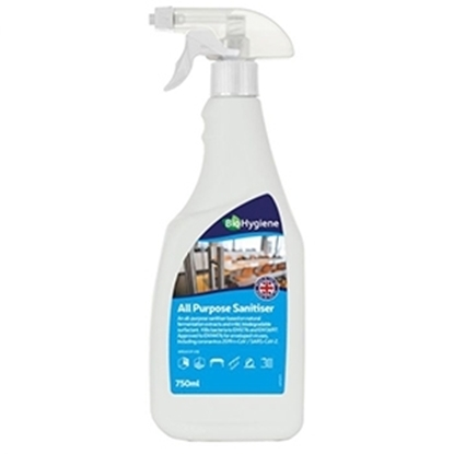 Picture of BioHygiene Fragranced All Purpose Surface Sanitiser 750ml