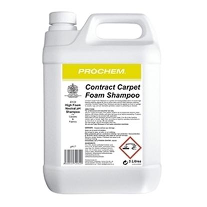 Picture of B103 PROCHEM CONTRACT CARPET FOAM SHAMPOO 5 LITRE- SOLD EACH