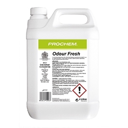 Picture of B124 PROCHEM ODOUR FRESH 5 LITRE- SOLD EACH